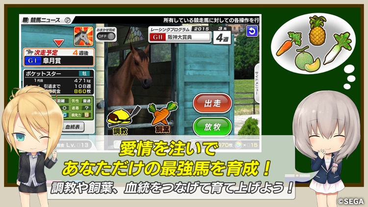 StarHorsePocket –競馬ゲーム- screenshot-3