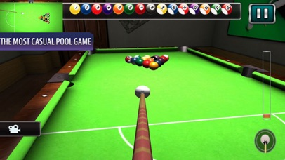 Legend Snocker: Billiards Cup screenshot one
