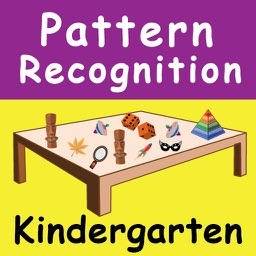 A Kindergarten Pattern Recognition Game