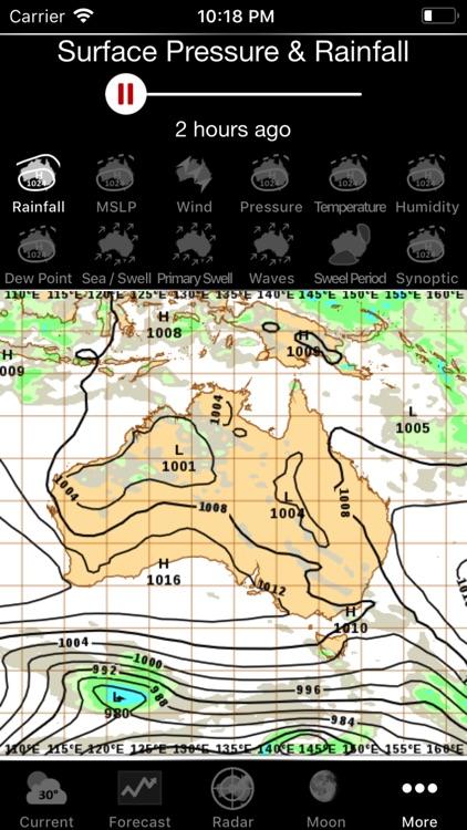 Australia Weather Information screenshot-3