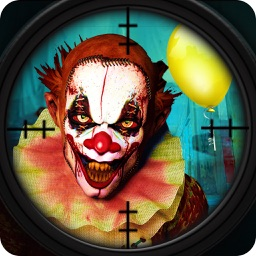 Horror Clown Sniper