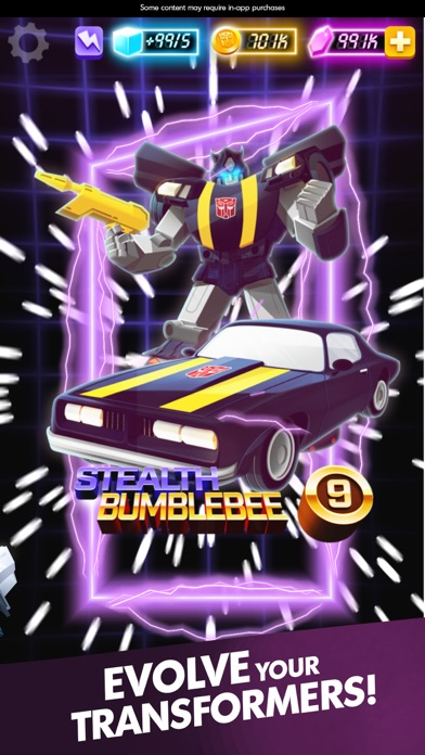 Transformers Bumblebee screenshot 7