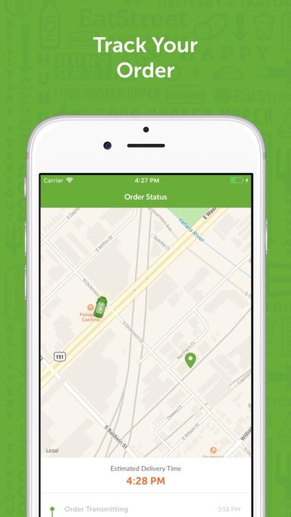EatStreet Food Delivery App screenshot-3
