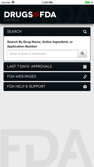 Drugs@FDA Express on the App Store