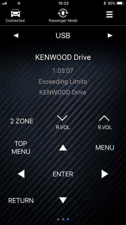 KENWOOD Remote S screenshot-3