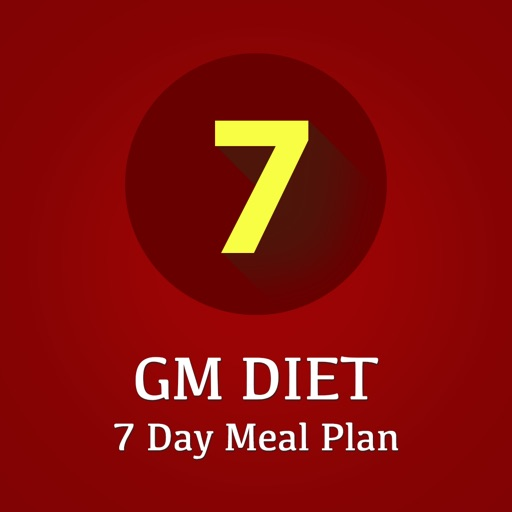 GM Diet 7 Day Meal Plan