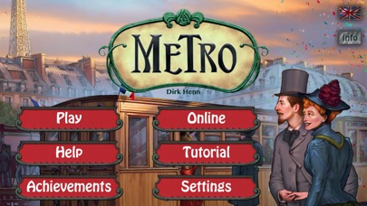 Screenshot #6 for Metro - The Board Game