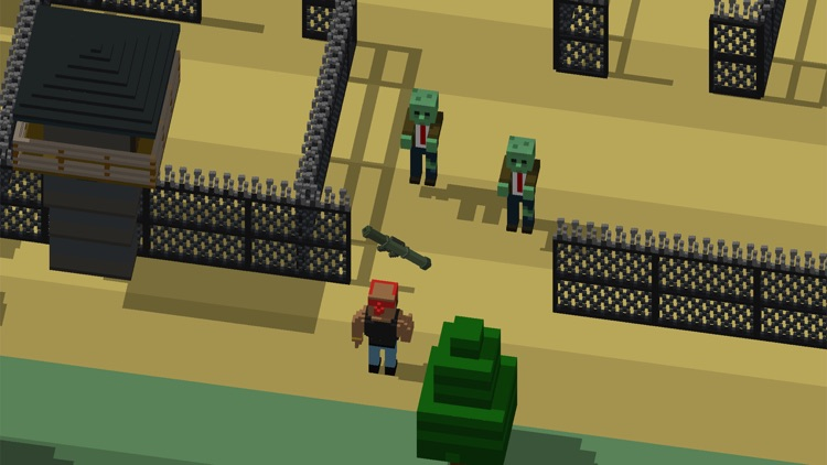 The Crossing Dead: Zombies! screenshot-3