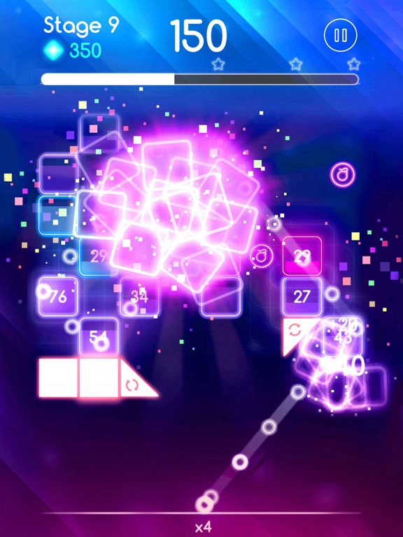Neon Melody Pop screenshot 7