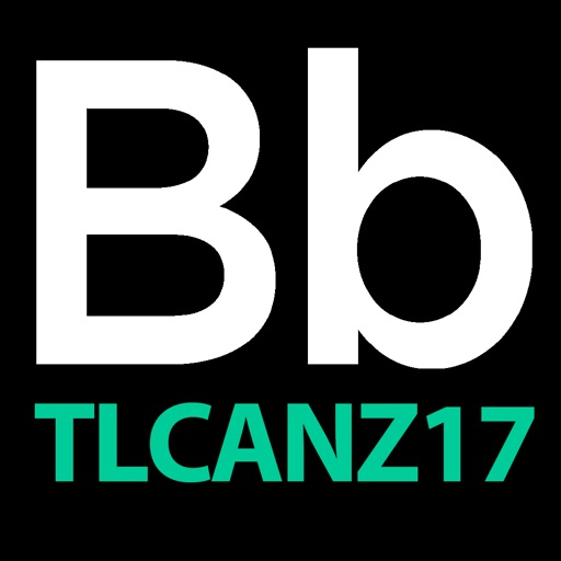 Blackboard TLC ANZ 2017 icon