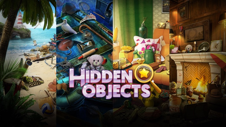 Hidden Object Games ⋅
