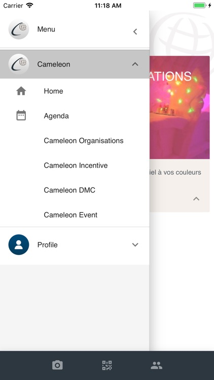 Cameleon Application