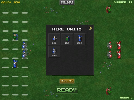 Screenshot #2 for 8bitWar: Origins