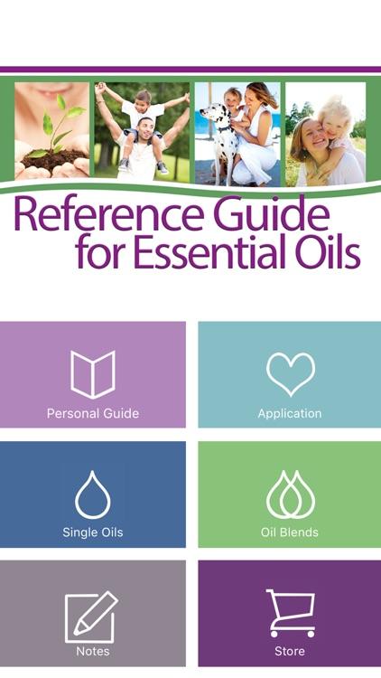 Ref Guide for Essential Oils screenshot-0