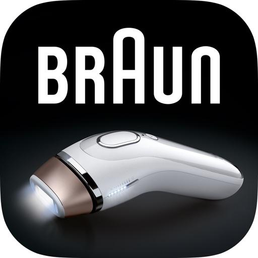 ブラウン光美容器 シルク・エキスパート アプリ