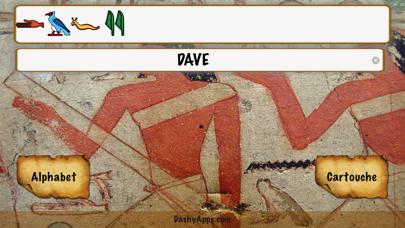 Egyptian Name in Hieroglyphicsのおすすめ画像1