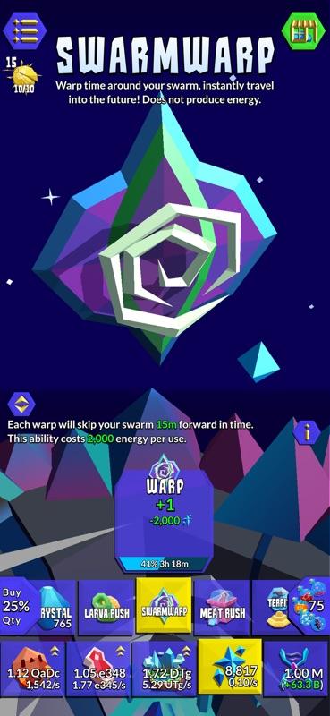 Swarm Simulator: Evolution - Online Game Hack and Cheat