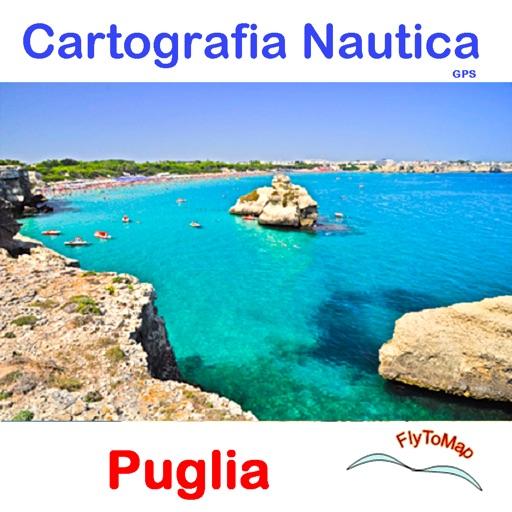 Marine: Puglia - GPS Map Navigator