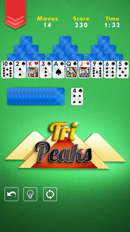 TriPeaks - Solitaire Card Fun