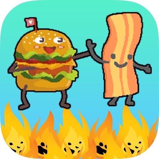 Bacon Getaway - Get Over It iOS App