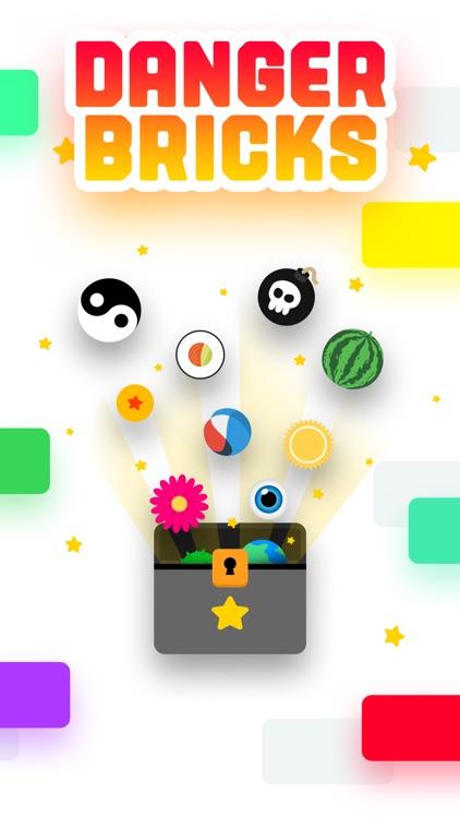 Danger Bricks: Risky Ballz Fun screenshot-4