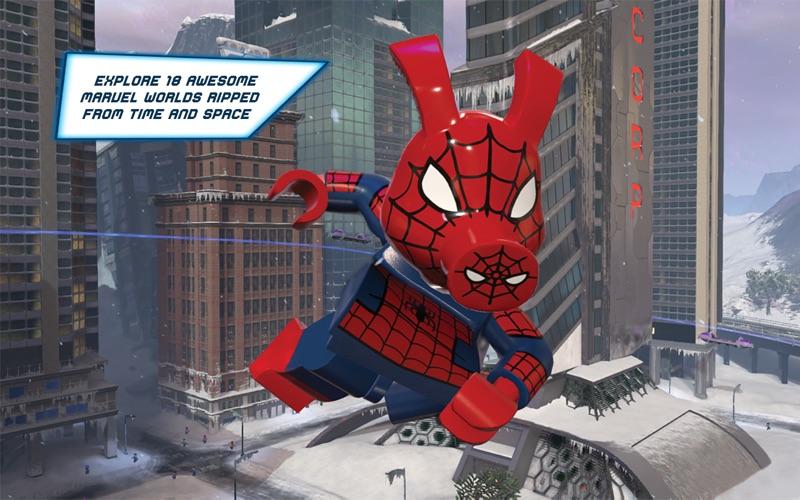 LEGO® Marvel Super Heroes 2 screenshot 2