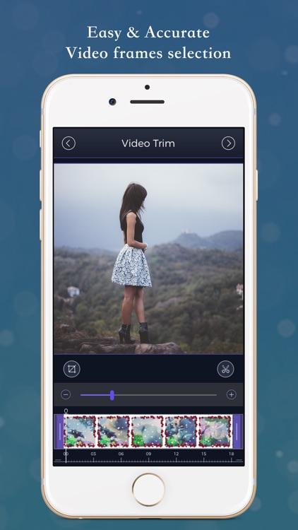 VistaVideo - Video Editor screenshot-3