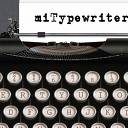 miTypewriter for iPad