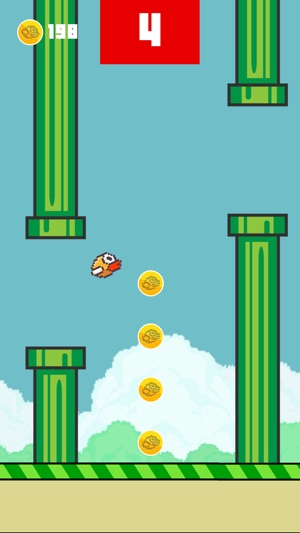 Flappy Reborn - The Bird Game Screenshot