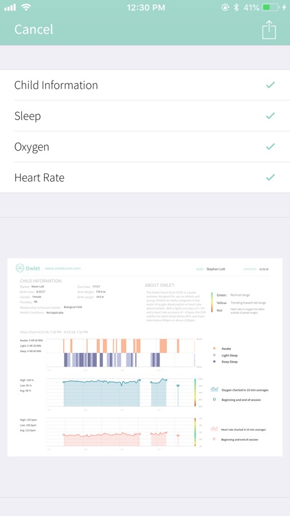 Owlet Connected Care screenshot-6