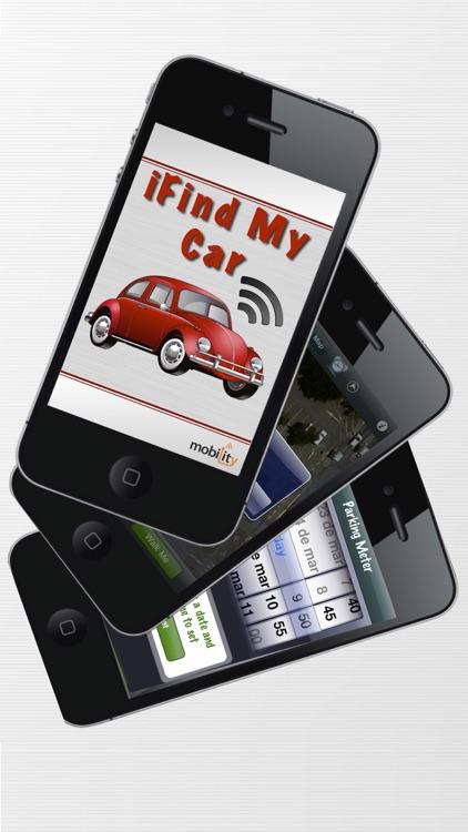 iFind My Car screenshot-4