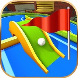 Mini Golf World 3D Putter