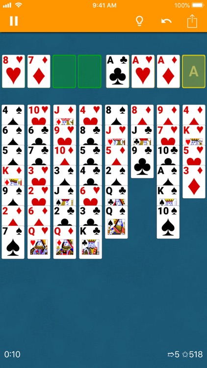 Freecell 2018 screenshot-3