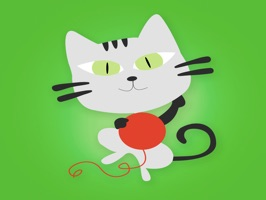 Lovely cats sticker for iMessage are nice collection stickers in iPhone and iPad to Chat funny with friends lover cats