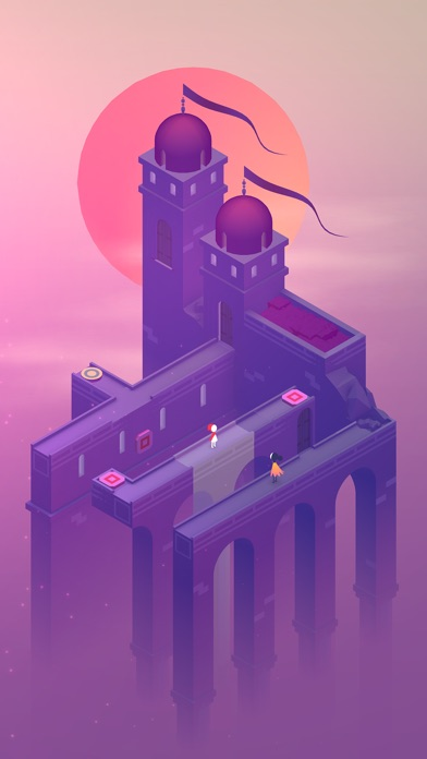 Screenshot for Monument Valley 2 in Mexico App Store