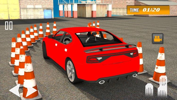 Car Parking Driving Sim 2017