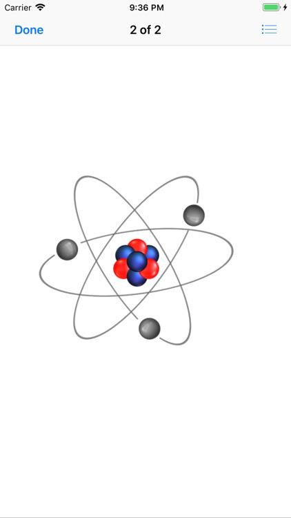 Atom Stickers screenshot-8