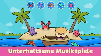 Screenshot for Baby Klavier Spiele für Kinder in Germany App Store