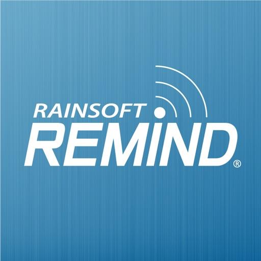 RainSoft REMIND® iOS App
