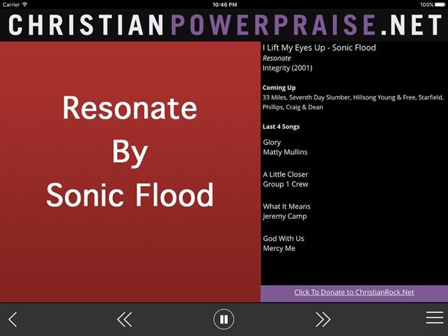 Christianrock net app