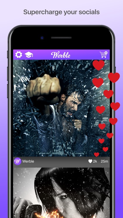 Werble - The Photo Animator screenshot-4