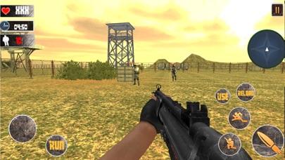 Modern Action US Army Shoot screenshot two