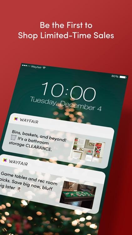 Wayfair – Shop All Things Home screenshot-3