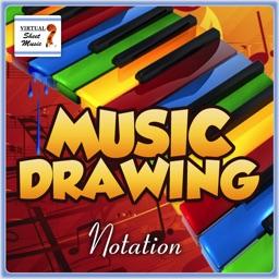 Music Drawing Notation