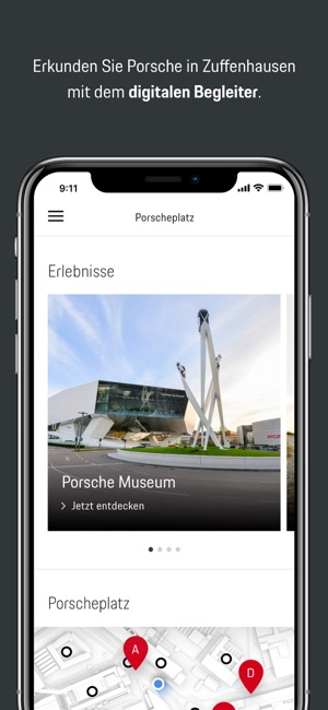 Porscheplatz Screenshot