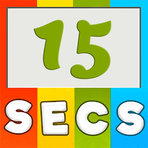15 Seconds Words