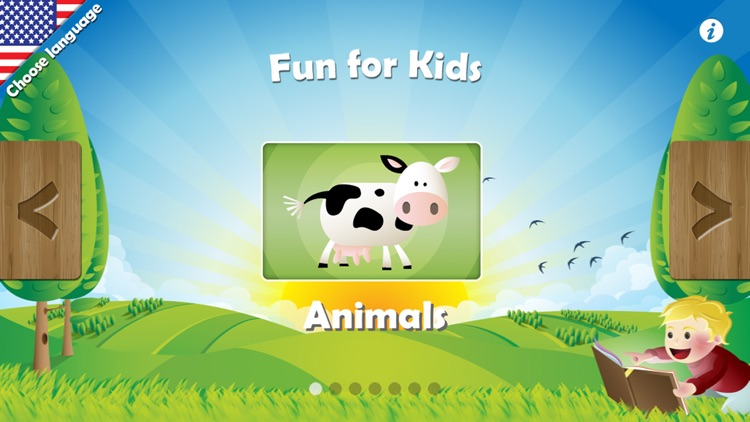 Fun for Kids HD screenshot-0