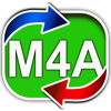 Easy M4A Converter - Max Schlee