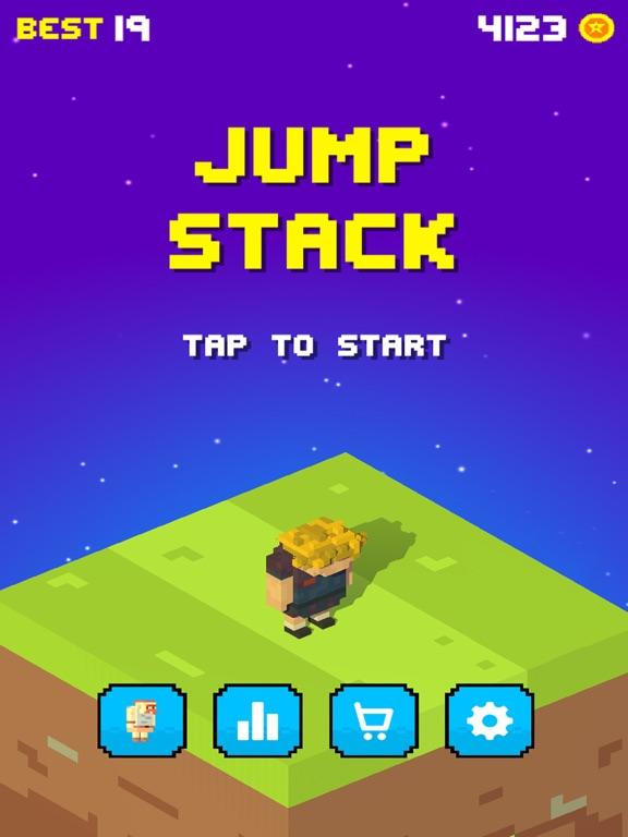 iPad Image of Jump Stack
