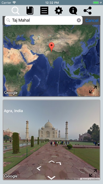 Live Streetview-Street-travel screenshot-7